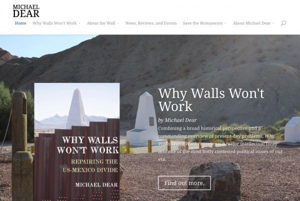 Michael J Dear Website