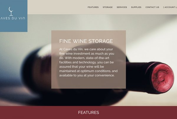 Caves du Vin case study