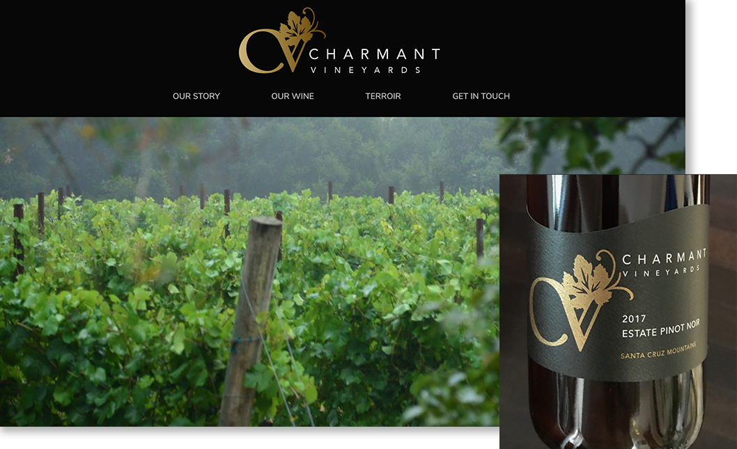 Charmant Vineyards case study image
